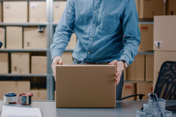 Packing & Shipping for Home-Based Business | Un-boxing